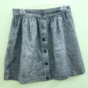 Forever 21 Jean skirt with pockets size medium